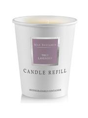 Max Benjamin Max Benjamin Navulling Geurkaars Classic True Lavender