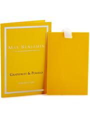 Max Benjamin Max Benjamin Geurkaart Classic Grapefruit & Pomelo