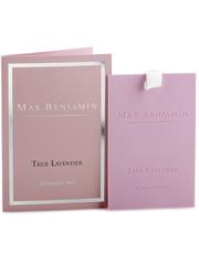 Max Benjamin Max Benjamin Geurkaart Classic True Lavender