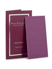 Max Benjamin Max Benjamin Geurkaart Edit Pink Pepper