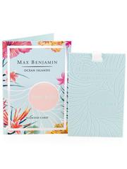 Max Benjamin Max Benjamin Geurkaart Ocean Islands Bora Bora