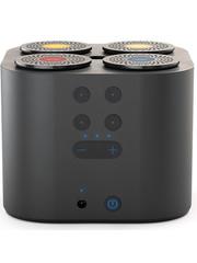 Moodo Moodo Aroma Diffuser Smart met batterij zwart + 4 capsules