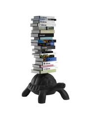 Qeeboo Qeeboo Turtle Carry Bookcase - Black