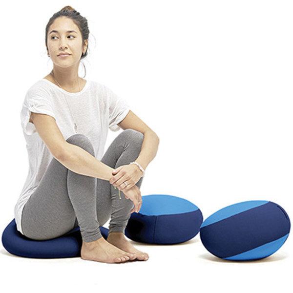 Terapy Terapy Zitzak Ringo Blauw + Turquoise