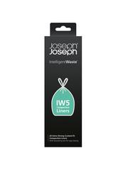 Joseph Joseph Joseph Joseph Intelligent Waste Afvalzakken IW5 20 liter Pak van 20 Stuks