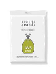 Joseph Joseph Joseph Joseph Intelligent Waste Afvalzakken IW6 30 liter Pak van 20 Stuks