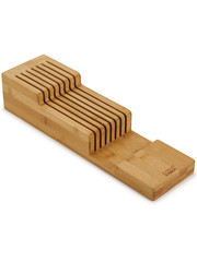 Joseph Joseph DrawerStore Bamboe Bestekorganiser voor Messen 2-laags