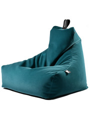 Extreme Lounging Extreme Lounging b-bag mighty-b Suede Teal