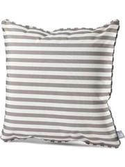 Extreme Lounging Extreme Lounging b-cushion Pattern Pencil Stripe Silver Grey (50x50cm)