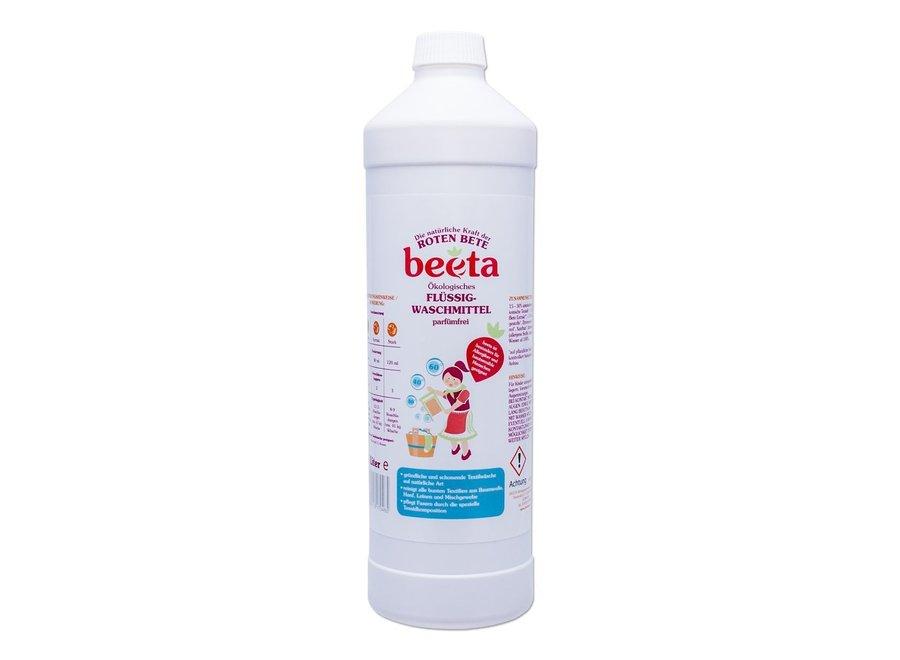 Fw+ Flüssigwaschmittel 1L Fl., parfümfrei von beeta