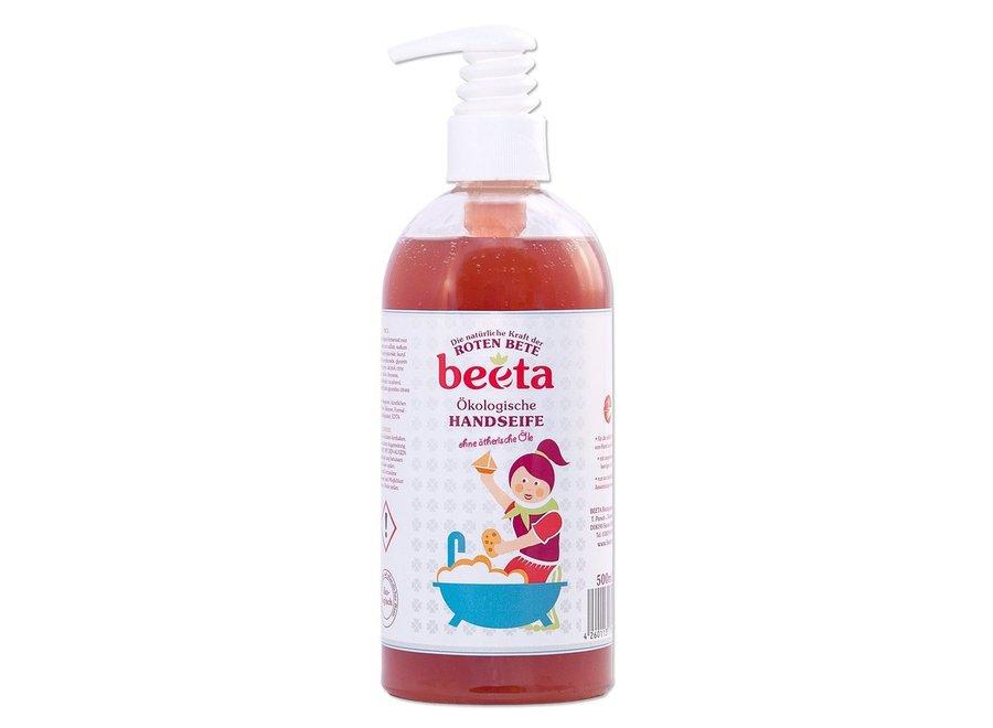 Hs+ Handseife 500 ml Spender parfümfrei von beeta