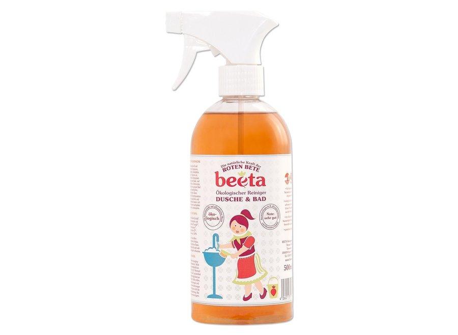 beeta B Badreiniger, 500 ml Sprühflasche