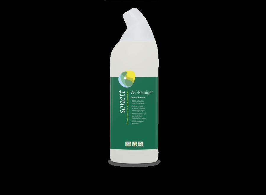 Sonett WC-Reiniger Zeder-Citronella 0,75L