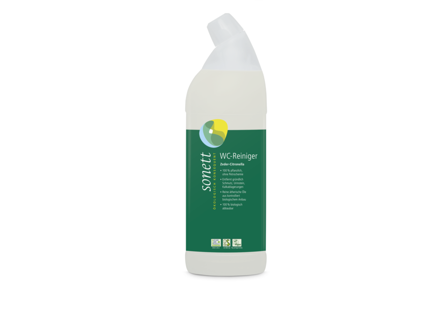 WC-Reiniger Zeder-Citronella von Sonett
