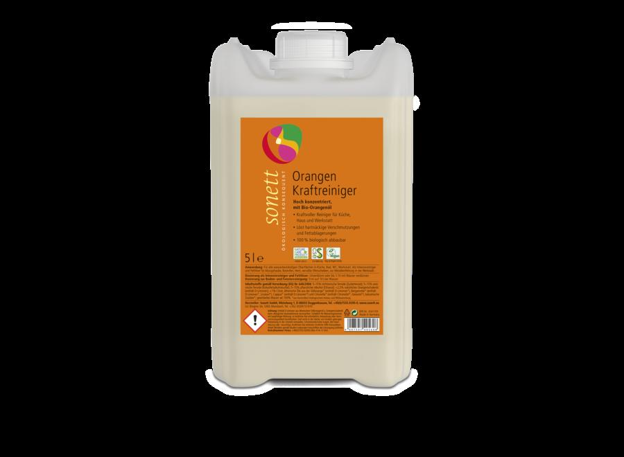 Sonett Orangen-Kraftreiniger 5L