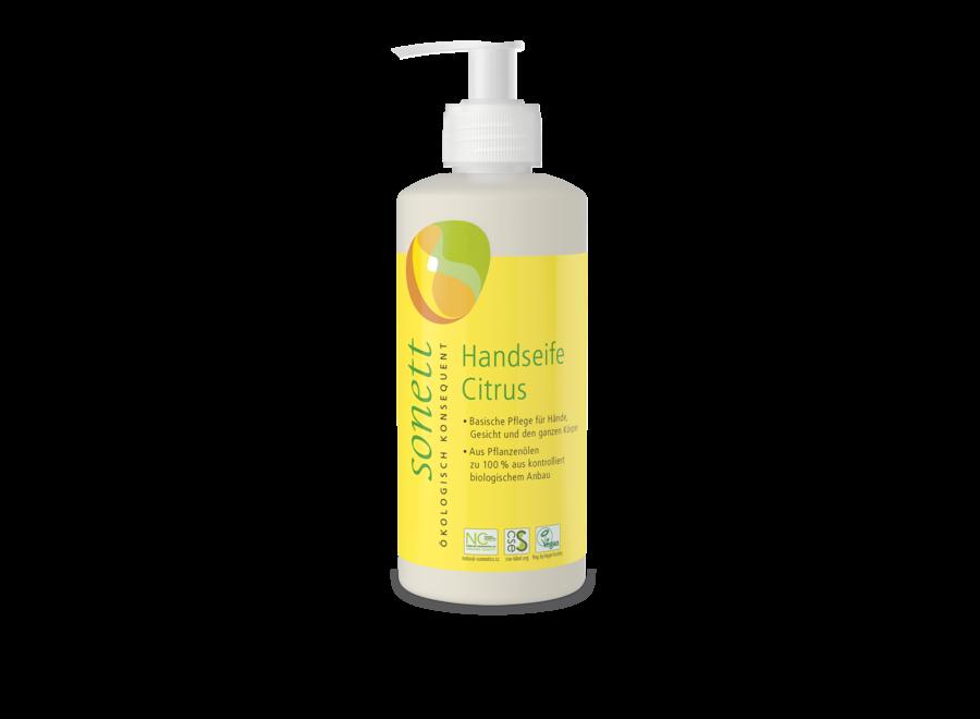 Sonett Handseife Citrus 0,3L