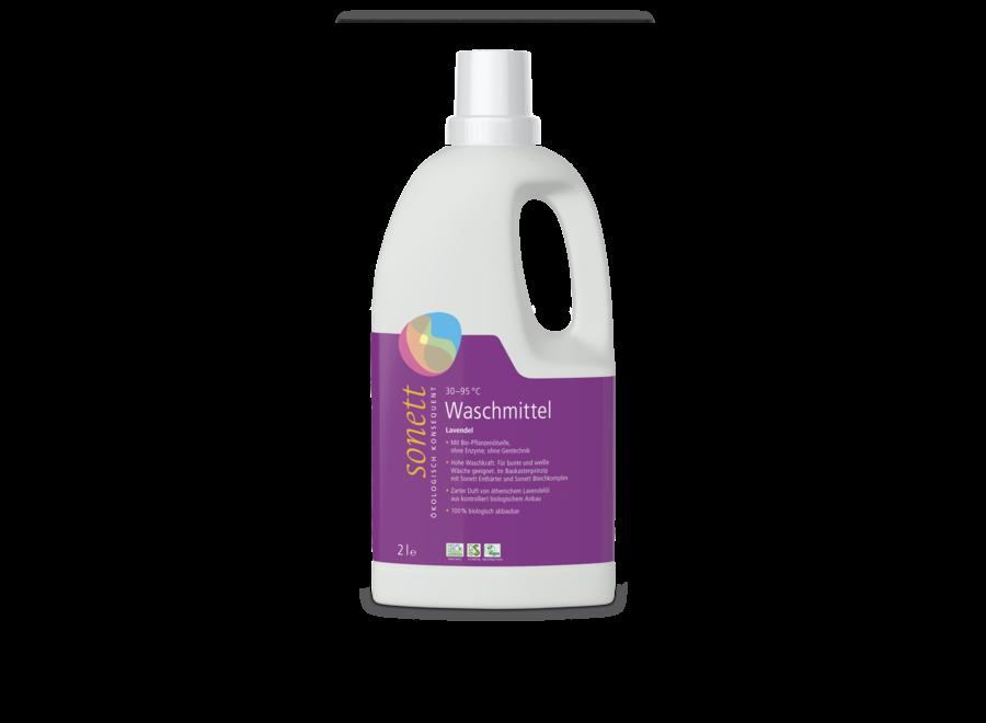 Sonett Waschmittel Lavendel 2 L