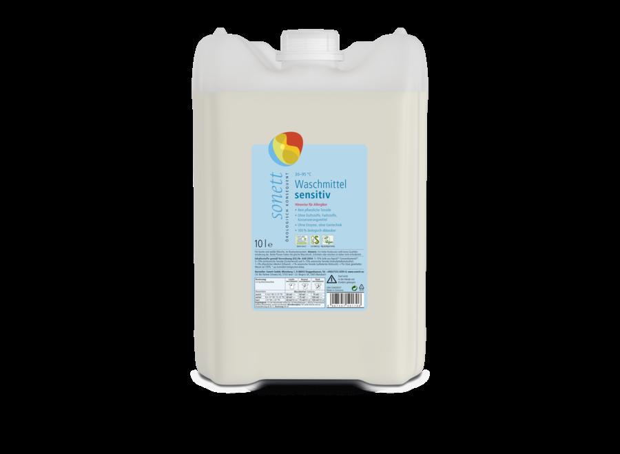 Sonett Waschmittel flüssig sensitiv 10L