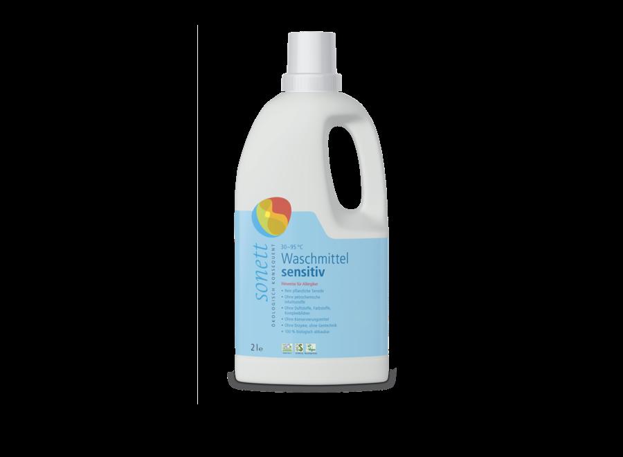 Sonett Waschmittel flüssig sensitiv 2L