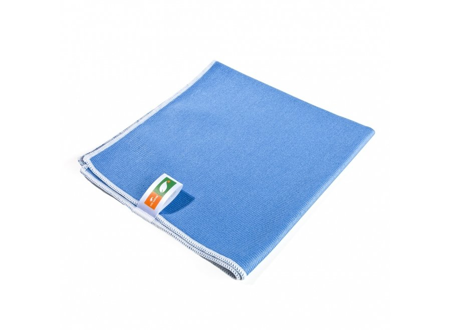 Uni Sapon Mikrofasertuch Frottee blau