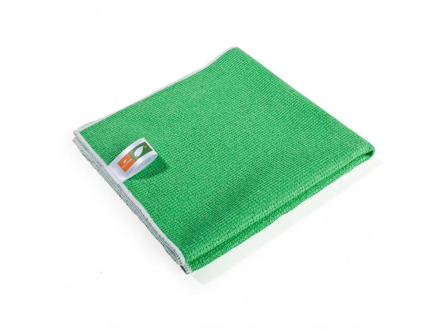Uni Sapon Mikrofasertuch Frottee grün