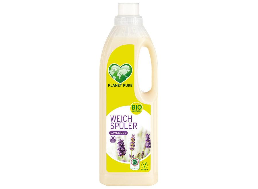 Planet Pure Bio Weichspüler Frischer Lavendel 1L