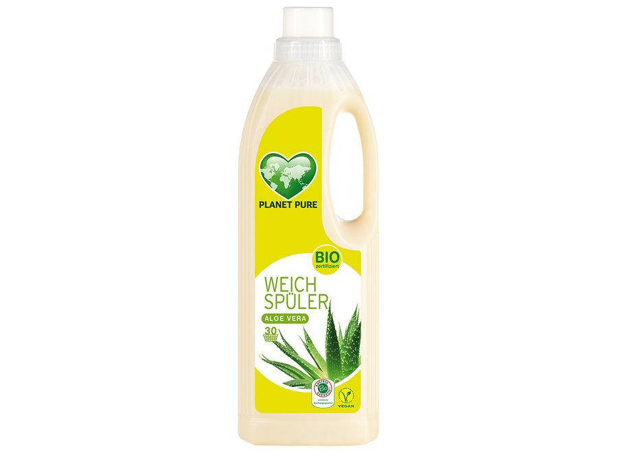 Planet Pure Bio Weichspüler Aloe Vera 1 L