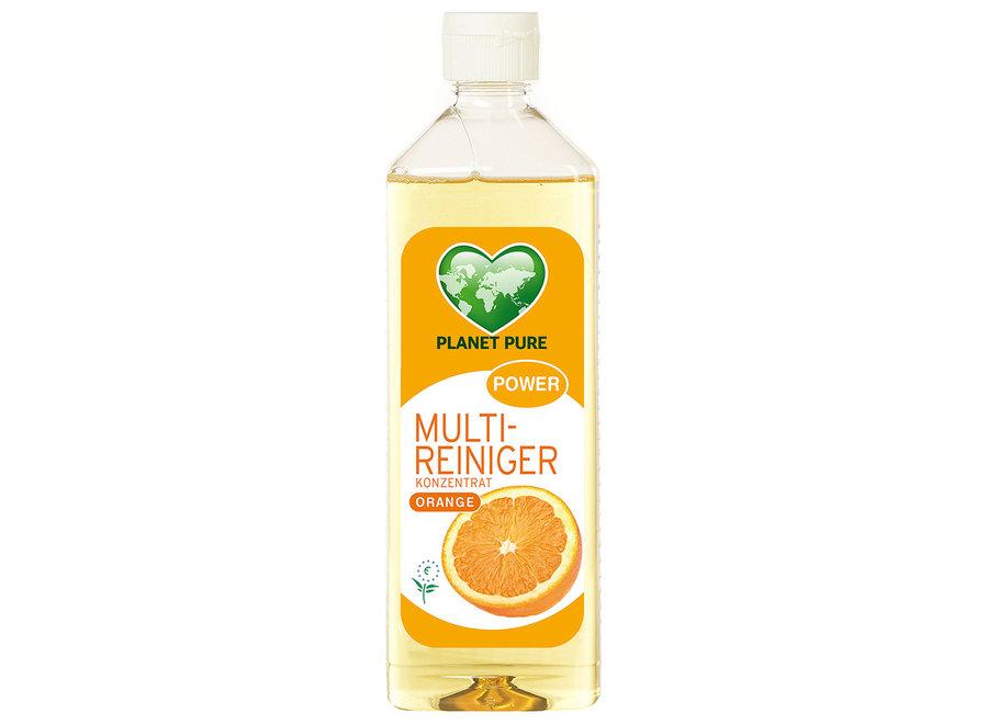 Power Multi-Reiniger Konzentrat Frische Orange von Planet Pure