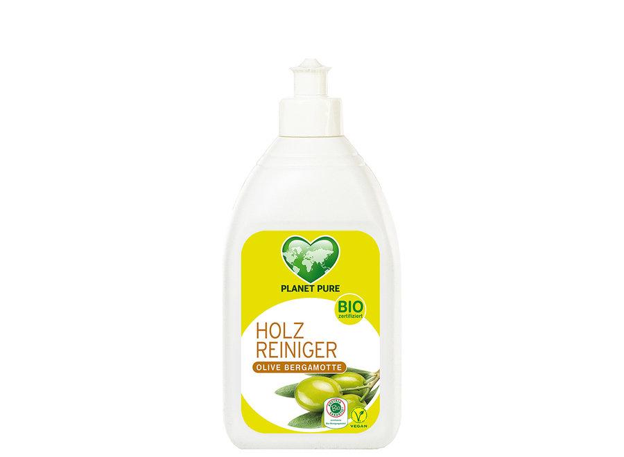 Planet Pure Bio Holz Reiniger Olive Bergamotte 510 ml