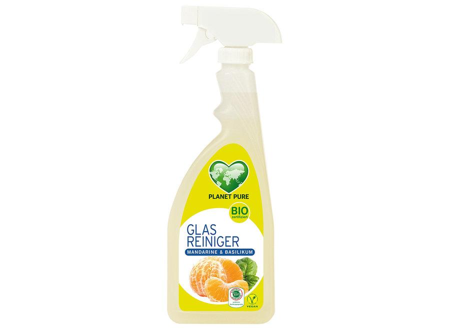 Bio Glas Reiniger Mandarine & Basilikum von Planet Pure
