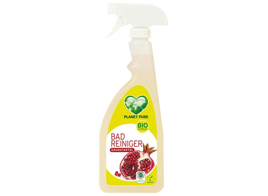 Bio Bad Reiniger Frischer Granatapfel Spray von Planet Pure