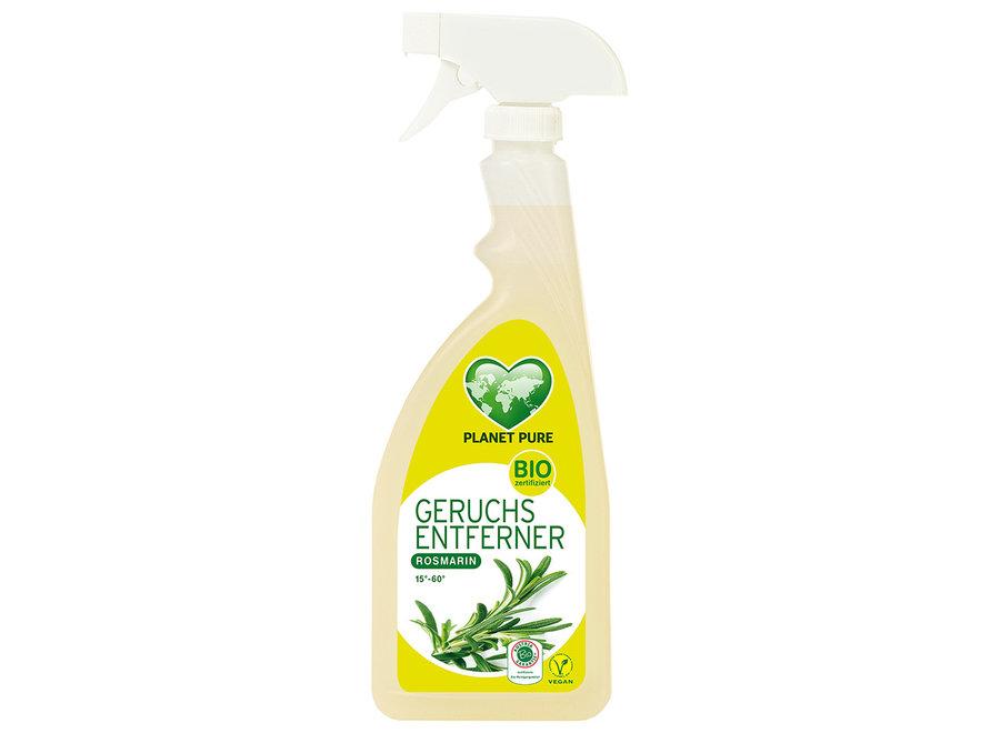 Geruchsentferner Rosmarin Spray von Planet Pure