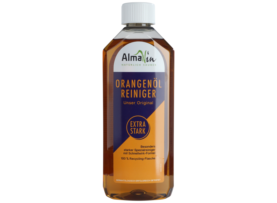 AlmaWin Orangenöl Reiniger Extra Stark 125 ml
