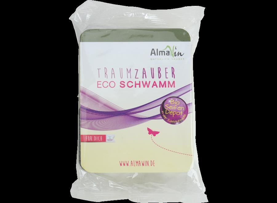 AlmaWin Traumzauber EcoSchwamm 2er-Pack