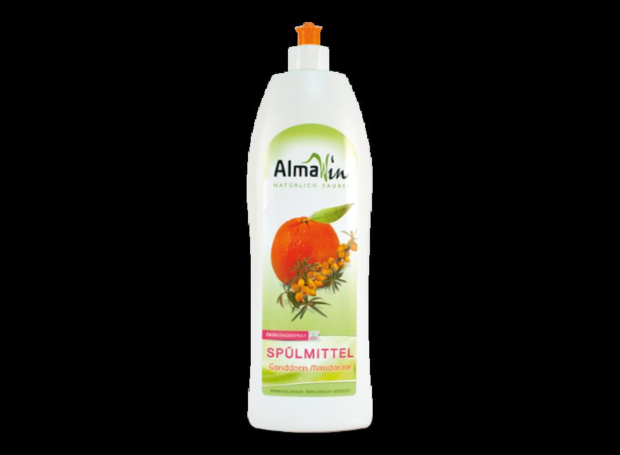 AlmaWin Spülmittel Sanddorn Mandarine 500 ml