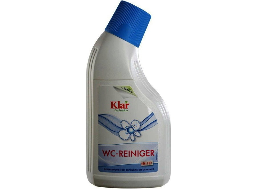 Klar WC-Reiniger Entenhalsflasche 500 ml