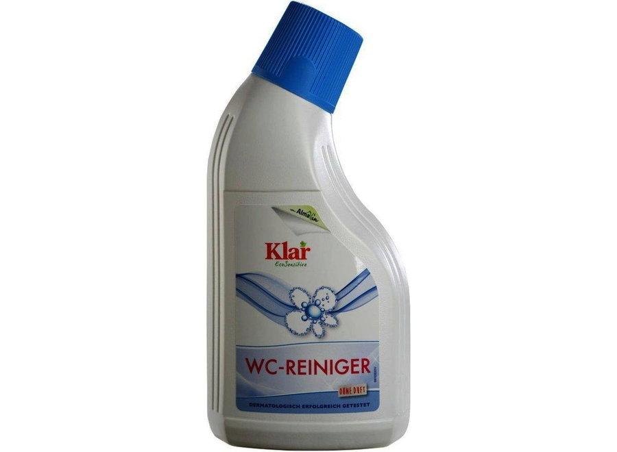 WC-Reiniger Entenhalsflasche von Klar