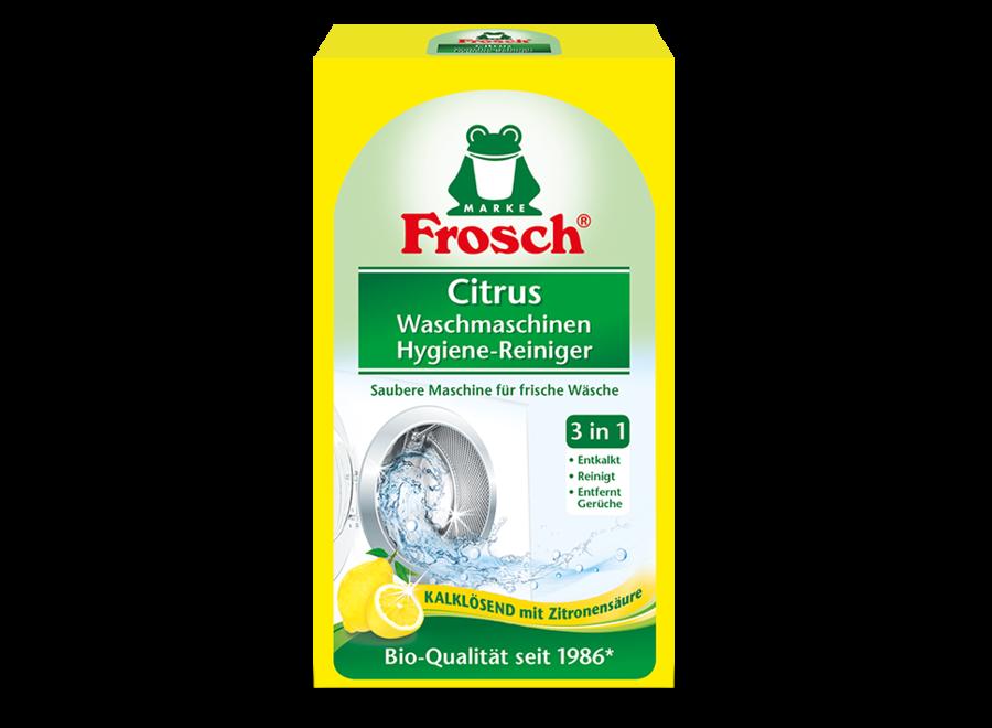 Citrus Waschmaschinen Hygiene Reiniger von Frosch