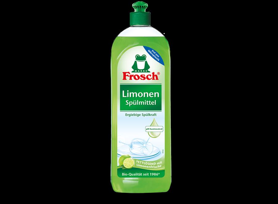 Frosch Spülmittel Limone 0,75L