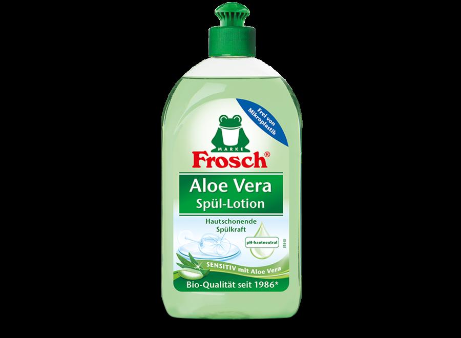 Aloe Vera Spül-Lotion von Frosch
