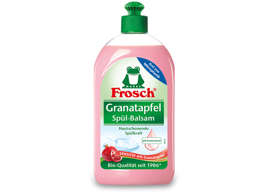 Frosch Granatapfel Spül-Balsam 0,5L