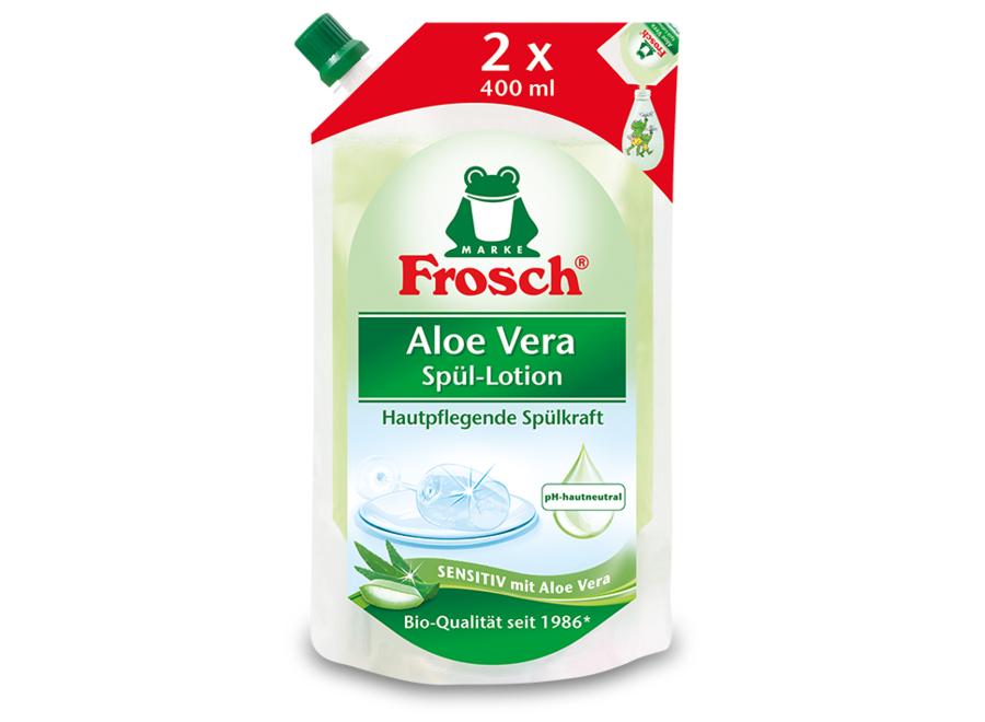 Aloe Vera Spülmittel NFB von Frosch