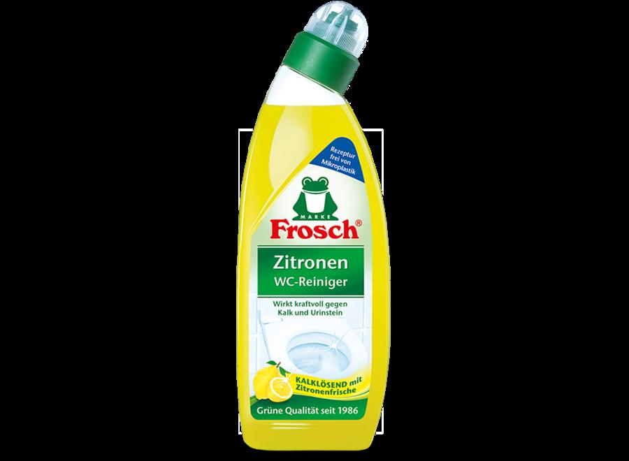 Zitronen WC-Reiniger von Frosch