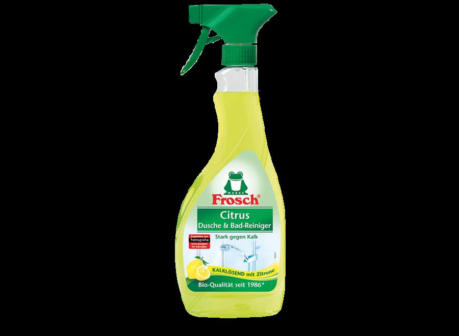 Frosch Citrus Dusche & Bad-Reiniger 0,5L