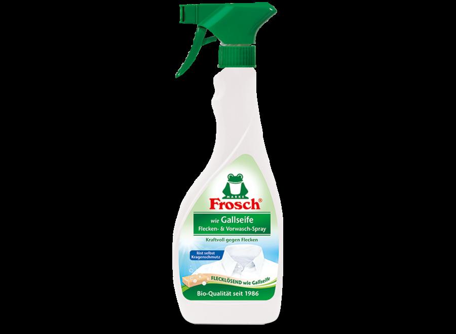 """Frosch """"wie Gallseife"""" Fleckenspray 0,5L"""