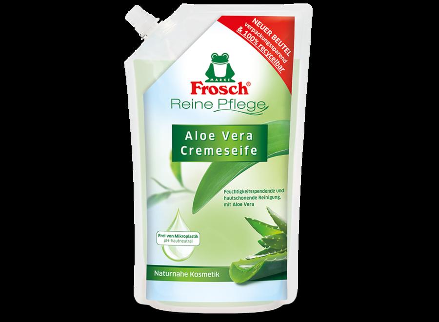 Frosch Aloe Vera Cremeseife NFB 0,5L