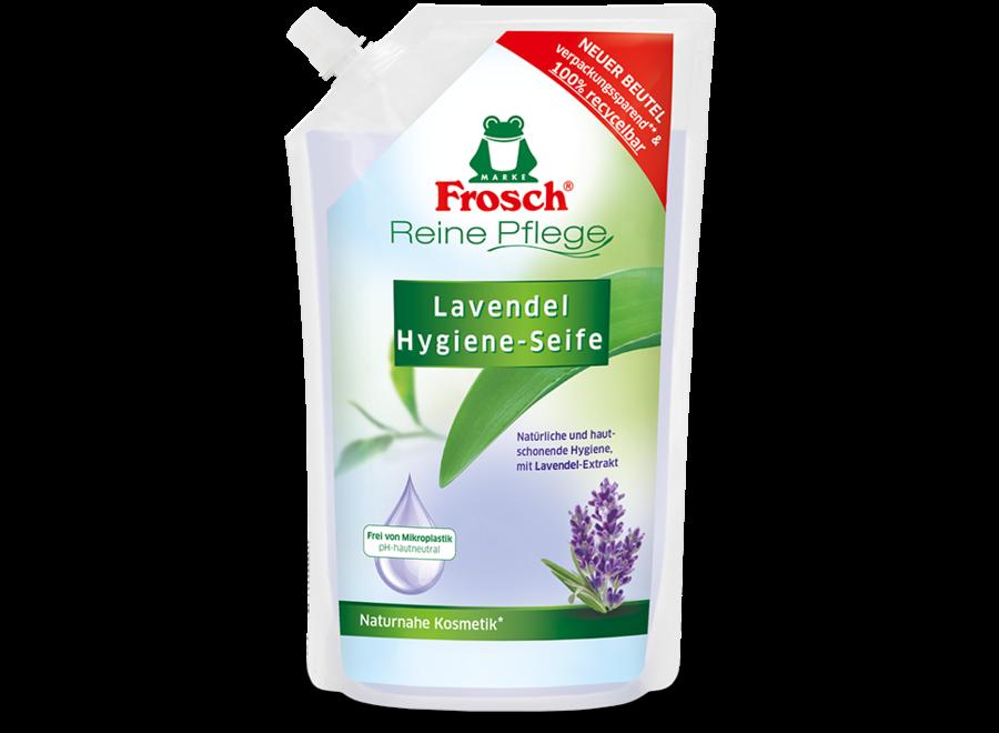 Lavendel Hygiene Seife NFB von Frosch