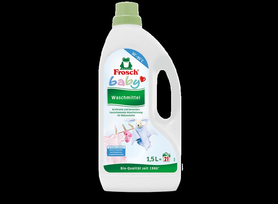 Waschmittel von Frosch Baby
