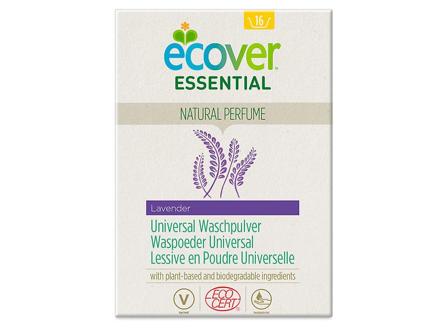 Ecover Essential Universalwaschpulver Lavendel 1,2 KG