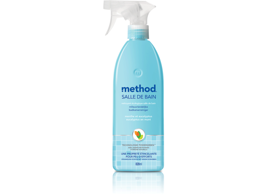 Method Bad-Reiniger Eukalyptus Mint 490 ml